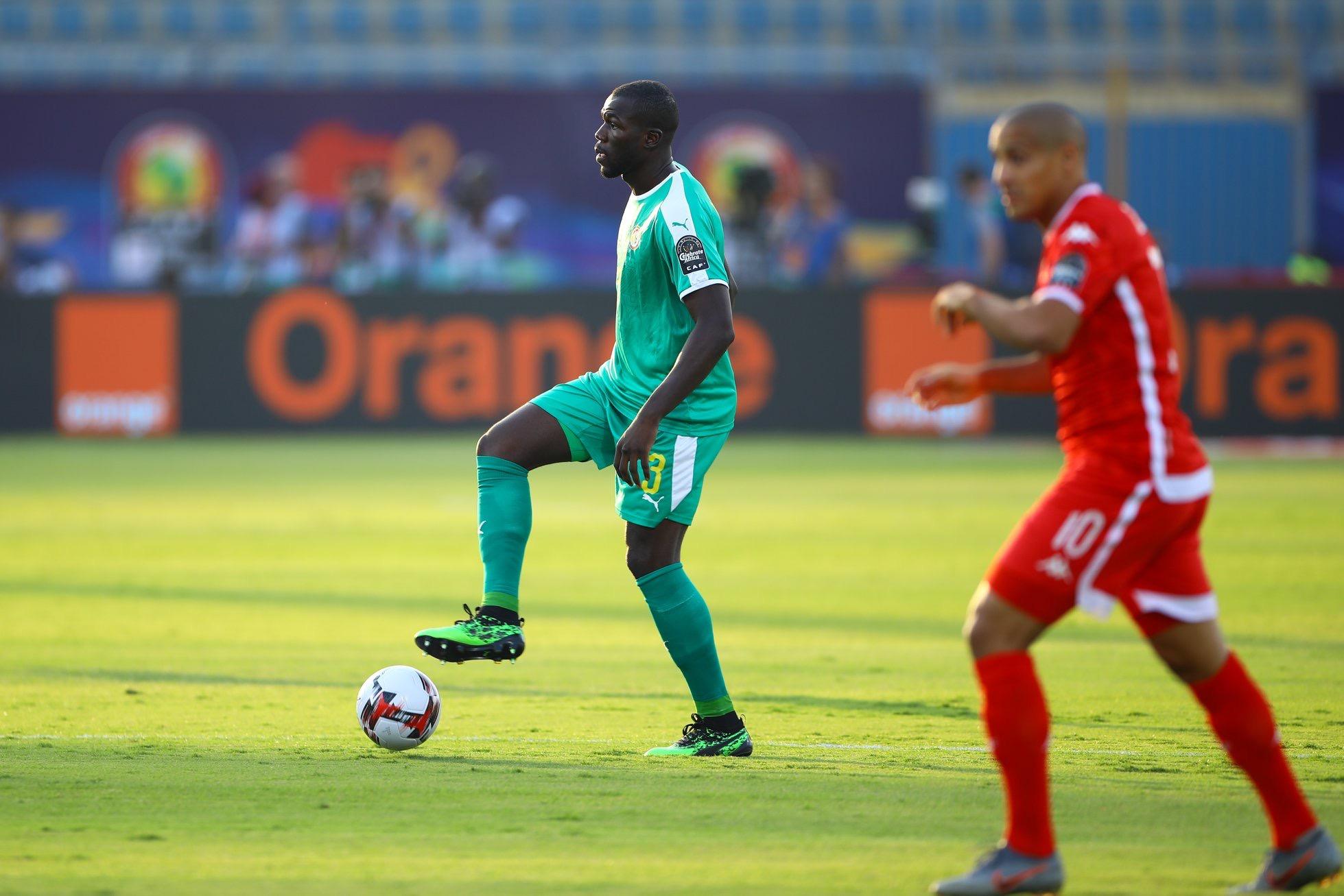 Kalidou Koulibaly in nazionale Senegal